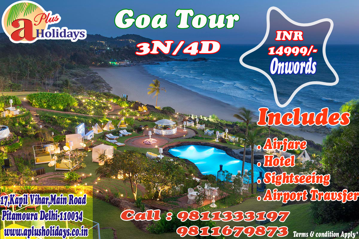 Domestic Goa Package