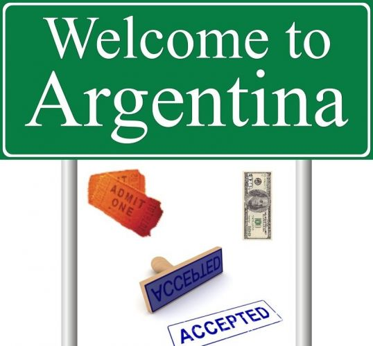ARGENTINA EMBASSY CLOSED ON 21 SEPTEMBER 2018