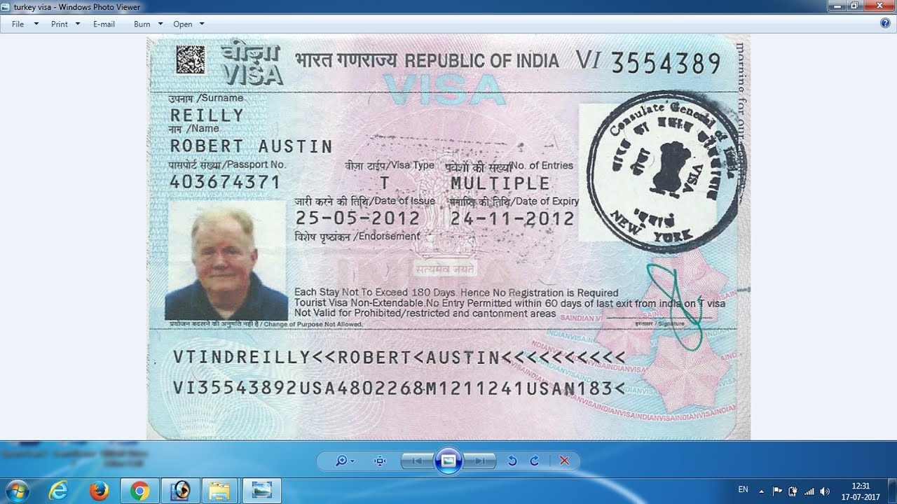 VISA PROCESSING STARTED WITH VFS WITH IMMEDIATE EFFECT