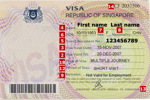 Singapore Visa Company in delhi